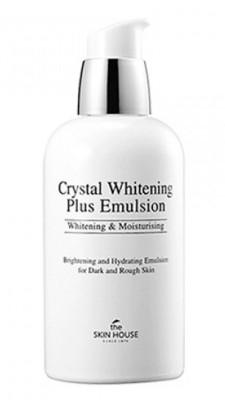 Эмульсия против пигментации THE SKIN HOUSE Crystal whitening plus emulsion 130мл: фото