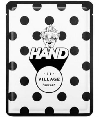 Маска-перчатки для рук увлажняющая VILLAGE 11 FACTORY Relax-Day Hand Mask 15г: фото
