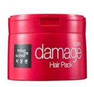 Восстанавливающая маска для поврежденных волос MISE EN SCENE Damage Care Hair Pack: фото