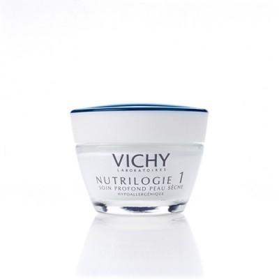 Крем для сухой кожи VICHY Нутриложи-1 50мл: фото
