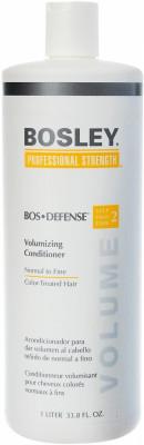 Шампунь питательный для нормальных/тонких окрашенных волос Bosley Воs Defense Step 1 Nourishing Shampoo Normal To Fine Color-Treated Hair 1000мл: фото