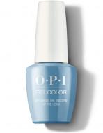 Гель лак для ногтей OPI GelColor Grabs the Unicorn by the Horn 15 мл: фото