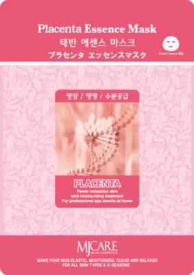 Маска тканевая Плацента Mijin Placenta Essence Mask 23г: фото