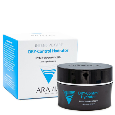 Крем увлажняющий для сухой кожи ARAVIA Professional DRY-Control Hydrator 50 мл: фото
