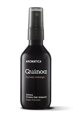 Сыворотка-спрей для поврежденных волос с протеинами киноа Quinoa Protein Hair Ampoule 100мл: фото
