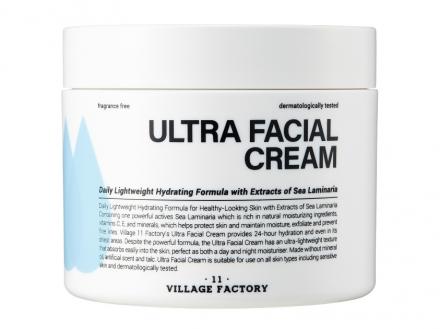 Ультра увлажняющий крем для лица Village 11 Factory Ultra Facial Cream 150мл: фото