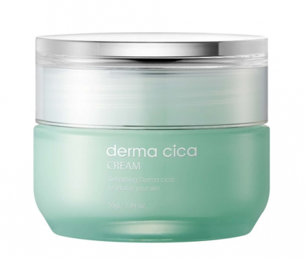 Крем для лица ЦЕНТЕЛЛА 3W CLINIC Centella Cica Cream 55г: фото