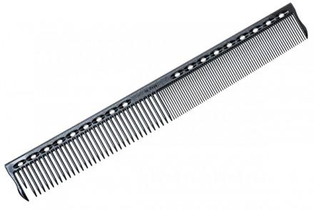 Расческа для стрижки многофункциональная Y.S.Park YS-345 черная: фото