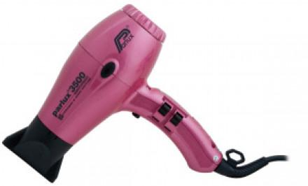 Фен PARLUX 3500 SuperCompact Ceramic&Ionic Edition 2000w розовый: фото
