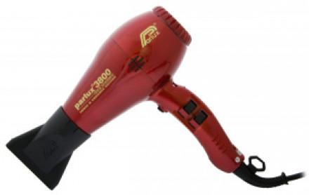 Фен PARLUX 3800 Ionic&Ceramic Eco Friendly 2100W красный: фото
