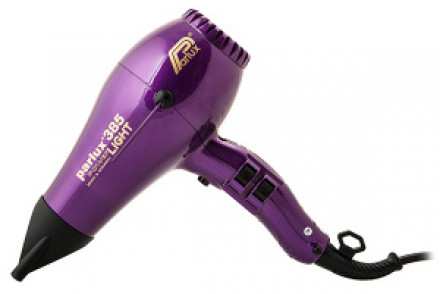 Фен PARLUX 385 POWER LIGHT Ionic&Ceramic 2150W фиолетовый: фото