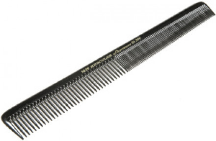 Расчёска каучуковая сильноскошенная HERCULES 1629 17,8см: фото
