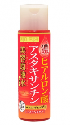 Лосьон для лица гиалурон, астаксантин и коэнзим ROLAND Ultra-Moisturizing Lotion Q10 185мл: фото